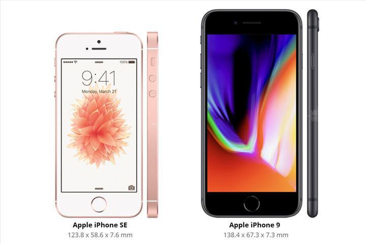 iPhone 9 modeline koronavirüs engeli
