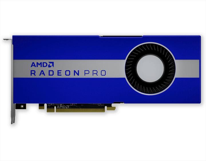 Sunucular için Radeon Pro W5500 hızlandırıcı tanıtıldı