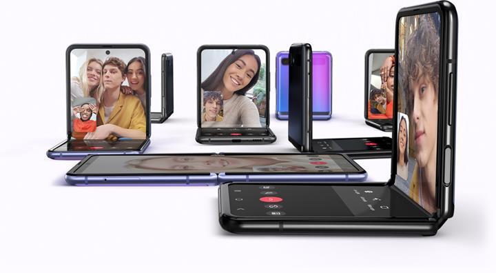 Katlanabilir Galaxy Z Flip tanıtıldı: İşte özellikleri ve fiyatı