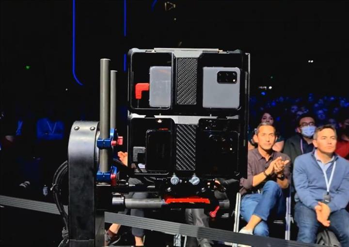 Galaxy Unpacked etkinliği S20 Ultra'nın kamerasıyla yayınlandı