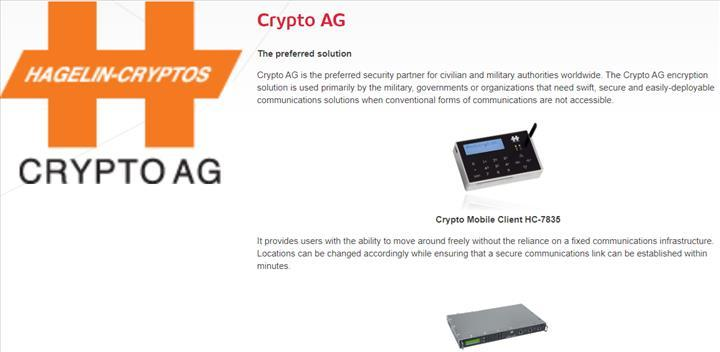 Yüzyılın istihbarat skandalı: Crypto AG firması yıllarca CIA tarafından yönetildi