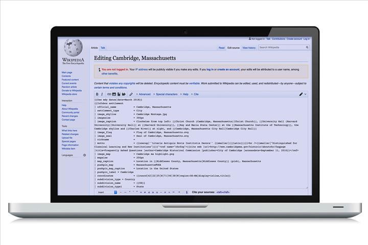 Yapay zeka, eskimiş Vikipedi içeriklerini yeniden yazabilir