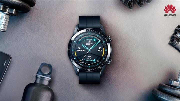 Huawei Watch GT 2 akıllı saat modeli, yeni bir güncelleme aldı