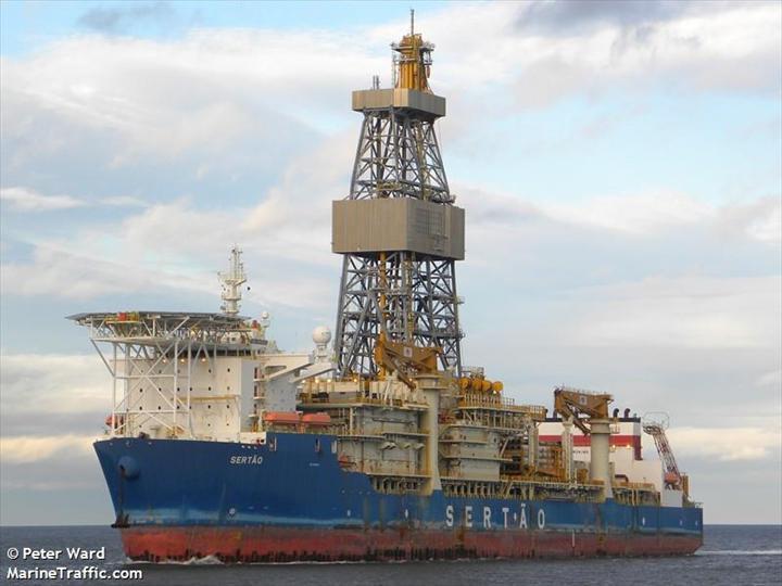 Türkiye'nin Samsung imzalı yeni sondaj gemisi: Sertao