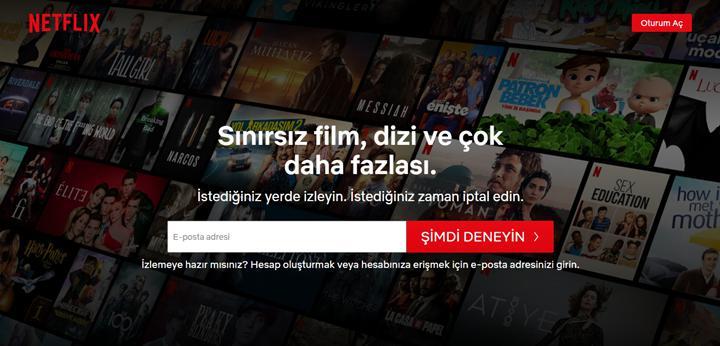 Ücretsiz deneme üyeliğini sonlandıran Netflix'ten Türklere özel fırsat müjdesi