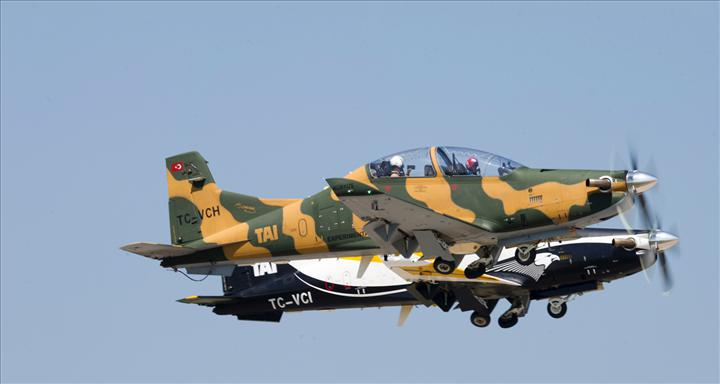 ABD, 75 adet Hürkuş-C benzeri uçak alıyor
