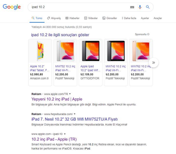 Rekabet Kurumu'ndan Google'a bir ceza daha: 98 milyon TL