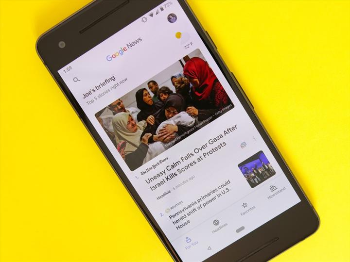Google'dan Apple News+ rakibi geliyor