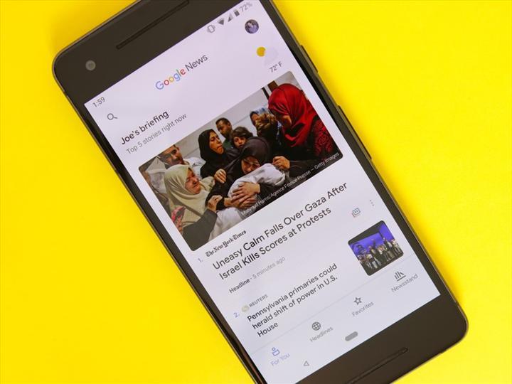 Google'dan Apple News+ rakibi geliyor