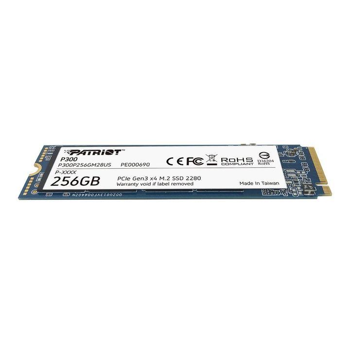 Patriot bütçe odaklı P300 NVMe SSD'sini satışa sundu