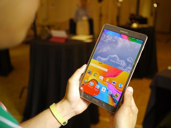 Samsung'un 8.4 inçlik yeni tabletinin teknik özellikleri ortaya çıktı