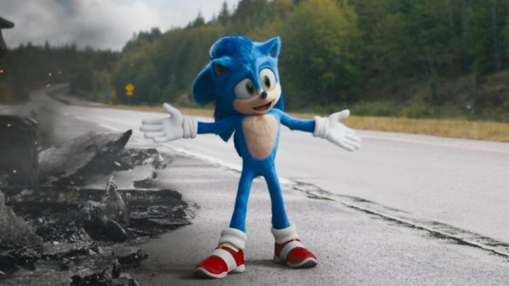 Sonic filmi gişede rekor kırdı: Beklenmedik başarı