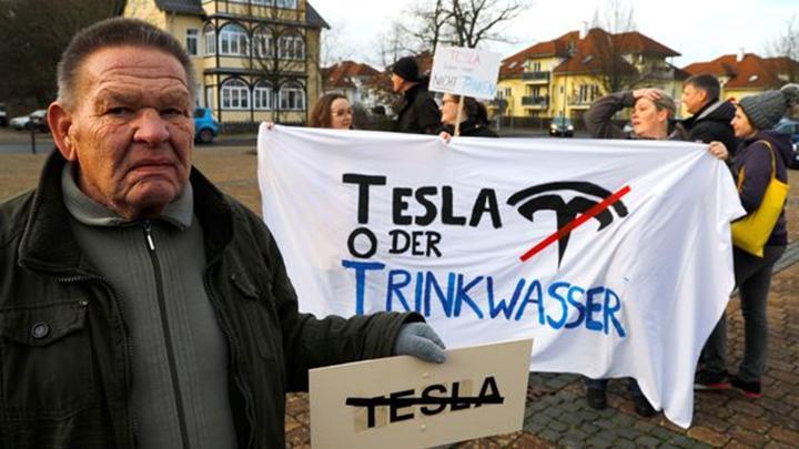 Tesla'ya Alman mahkemeden soğuk duş! Gigafactory çalışmaları, geçici olarak durduruldu