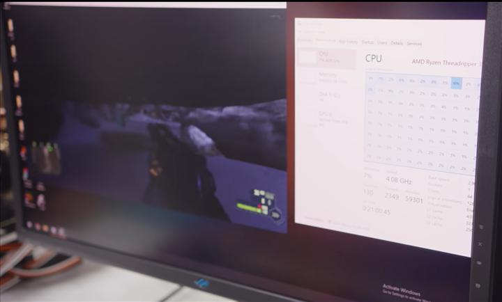 Ryzen Threadripper 3990X tek başına Crysis çalıştırdı