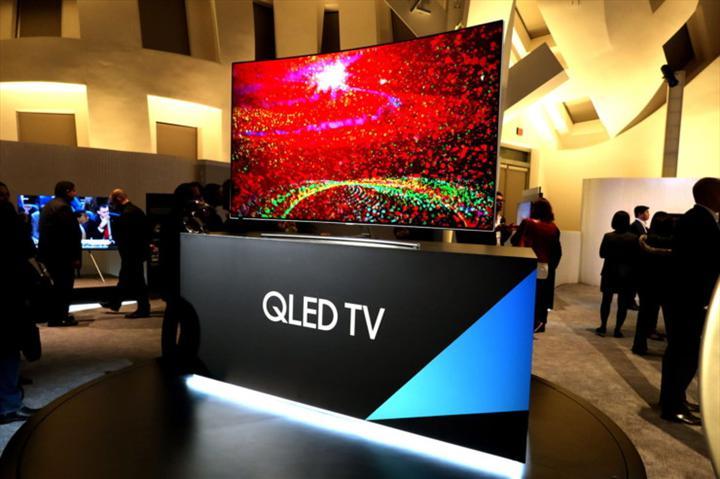 Samsung'un QLED teknolojisine patent ihlali davası