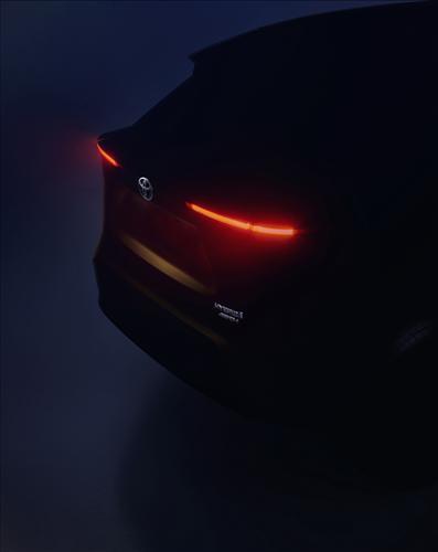 Toyota Yaris tabanlı B-SUV'dan ilk teaser geldi: Ne zaman tanıtılacak?