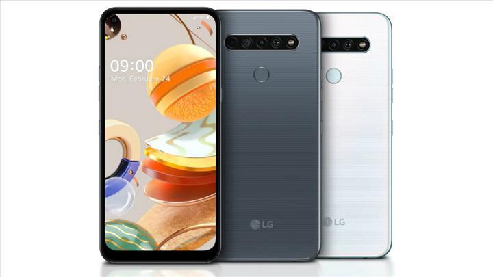 Orta seviyeye yönelik LG K61, LG K51S ve LG K41S duyuruldu