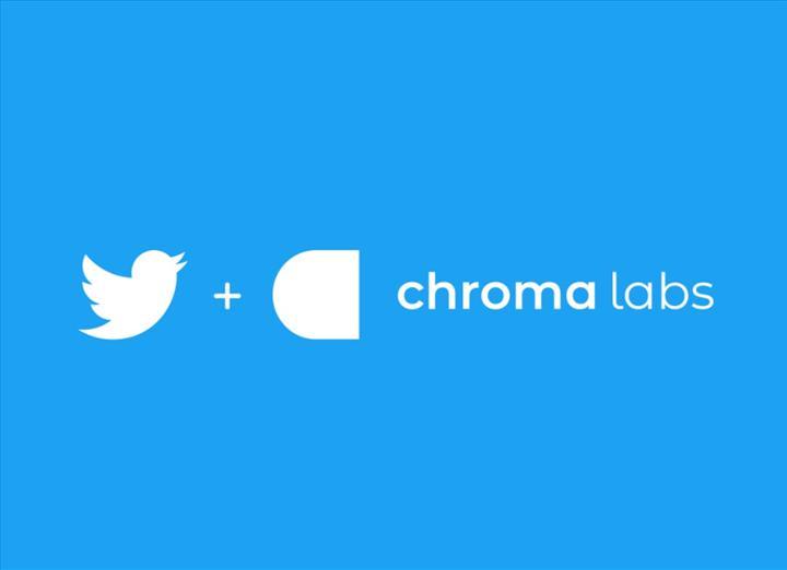 Twitter, hikayeler oluşturan Chroma Labs girişimini satın aldı
