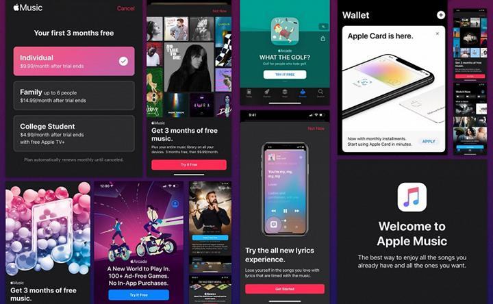 iOS 13 kullanıcıları, işletim sisteminde gittikçe çoğalan reklamlardan şikayetçi