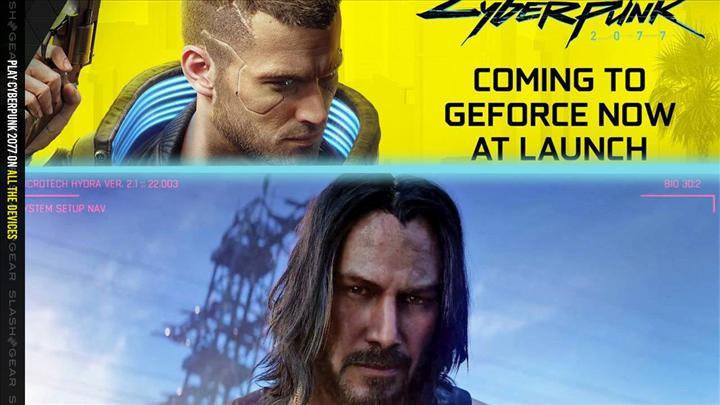 GeForce NOW hizmetinden Cyberpunk 2077 sürprizi