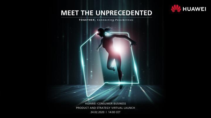 Katlanabilir Huawei Mate Xs, 24 Şubat tarihinde tanıtılacak