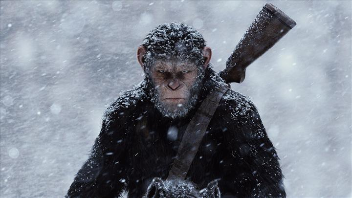 Disney'in yeni Planet of the Apes serisi devam niteliğinde olacak