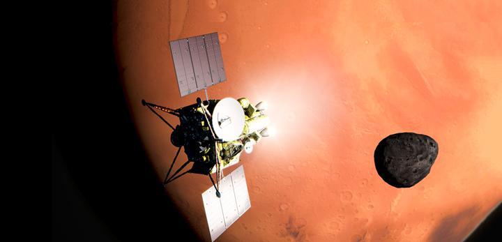 Japonya'dan dev uzay görevi: Mars'ın uydusuna gidiyorlar