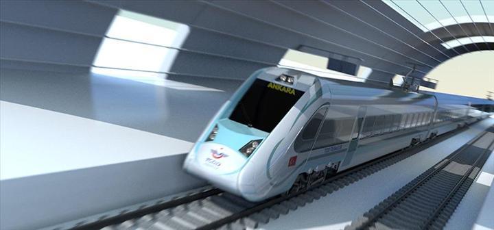 Milli elektrikli trenin raylara ineceği tarihi belli oldu