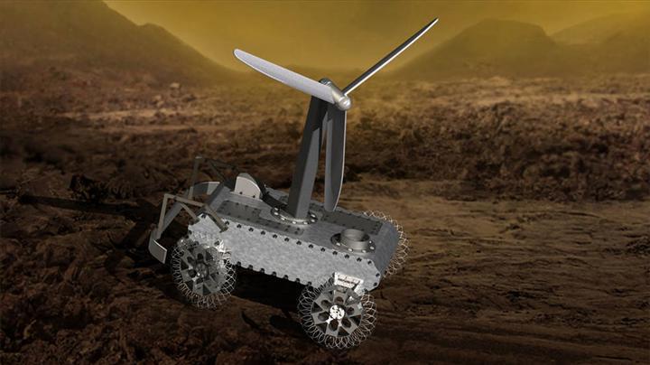 NASA, Venüs Rover aracının engelden kaçınma sensörü için ödüllü yarışma düzenliyor