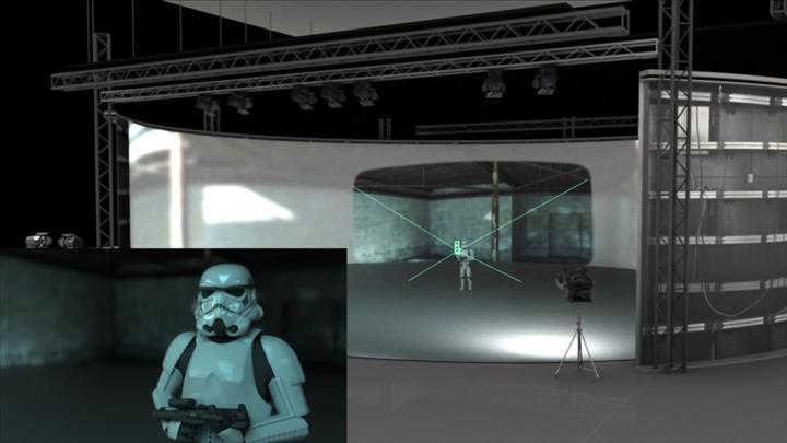 The Mandalorian dizisi Unreal 4 motoru ile görsel efektlerde devrim yapıyor