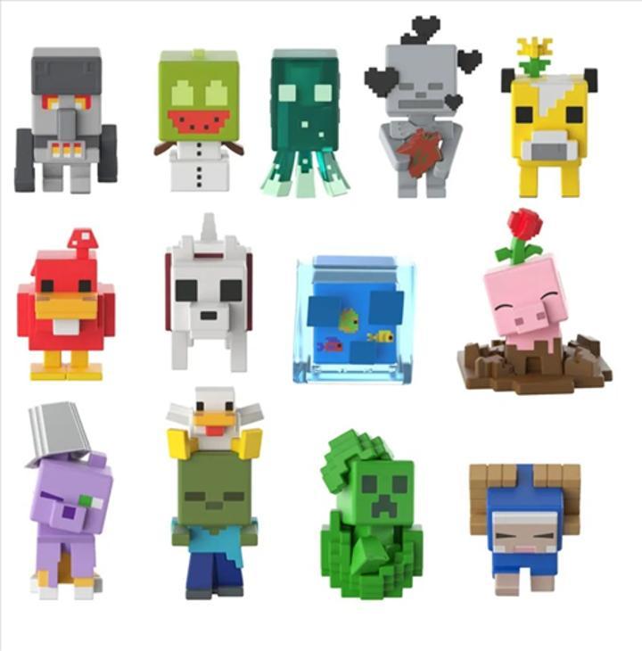 Minecraft Earth oyuncakları geliyor