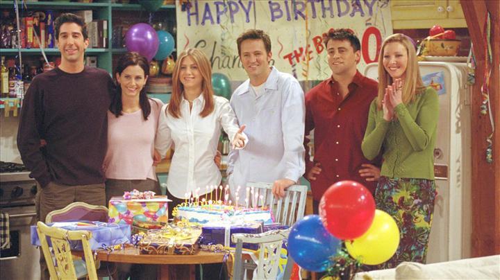 Friends'in yeni bölümü için oyunculara dudak uçuklatan maaş