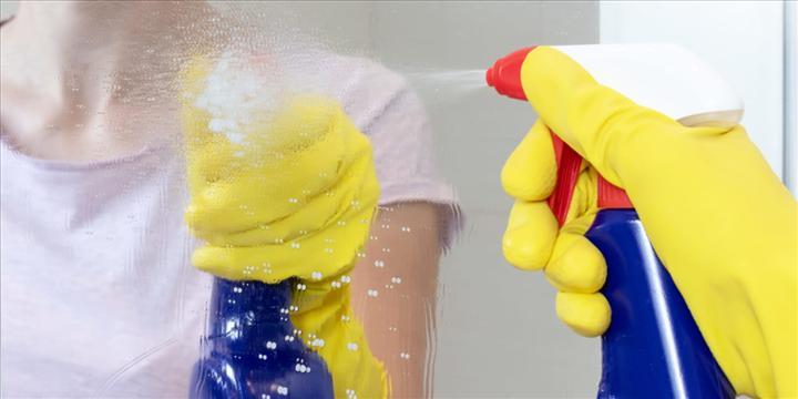 Araştırmalara göre temizlik ürünleri çocuklarda astım riskini artırıyor