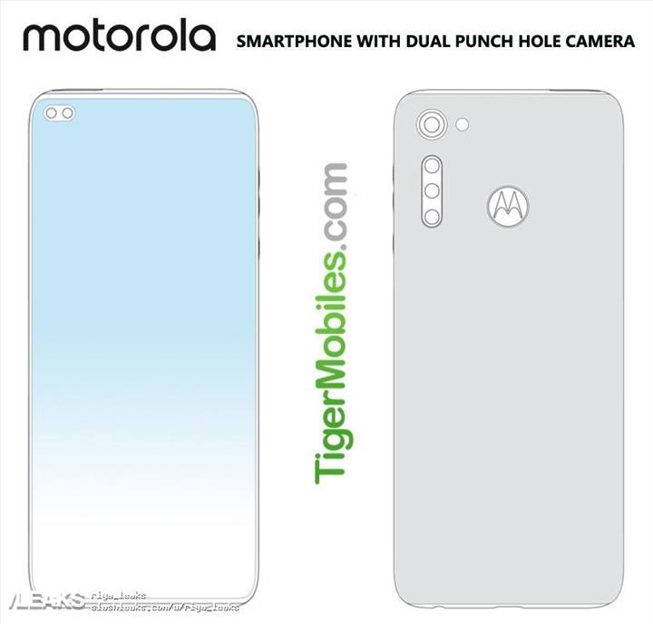 Motorola'nın yeni akıllı telefonu Moto G9 Play'in tasarımı sızdırıldı