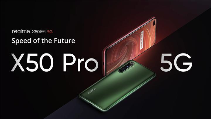 Realme 2020 yılında en az beş tane daha 5G akıllı telefon tanıtacak