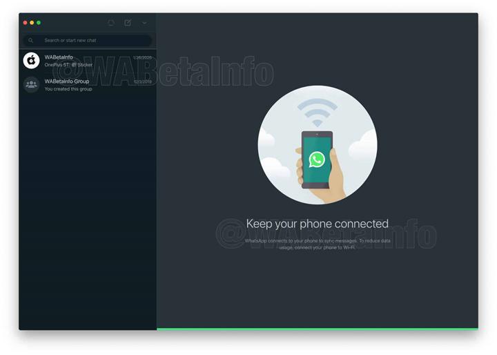 WhatsApp'ın Koyu Tema özelliği PC'ye geliyor