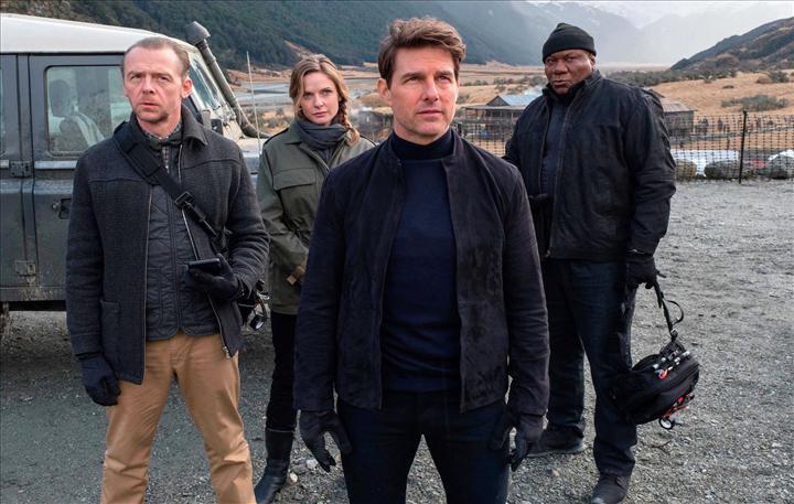 Mission Impossible 7'nin çekimlerine koronavirüs şoku