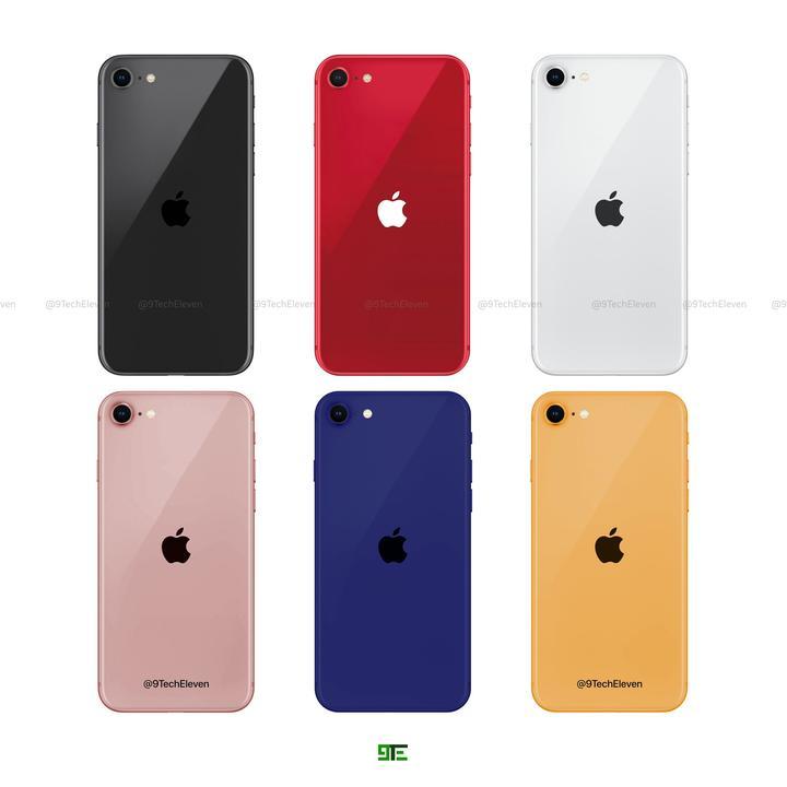 Uygun fiyatlı iPhone 9'un yeni görüntüleri ortaya çıktı