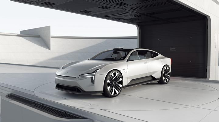 Volvo'nun elektrikli araç markası Polestar'dan iddialı konsept: Precept
