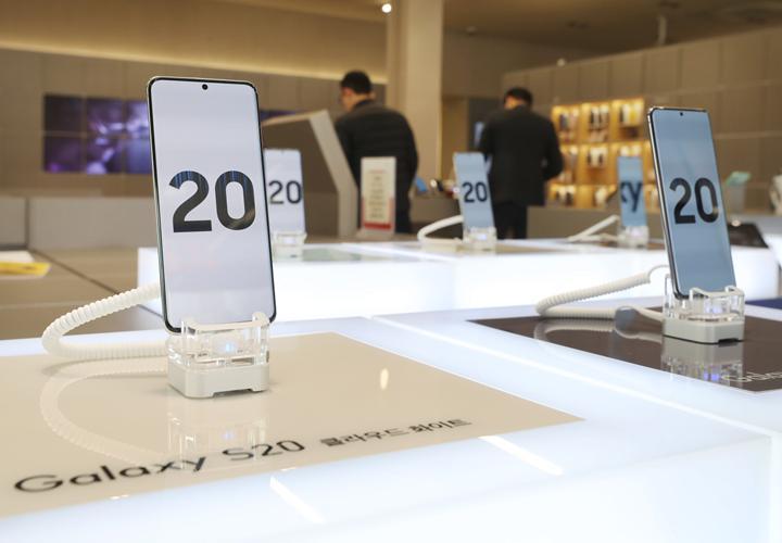 Samsung, Güney Kore akıllı telefon pazarındaki liderliğini sürdürüyor