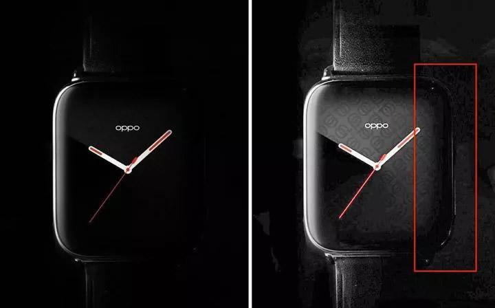 Oppo akıllı saatin ilk canlı fotoğrafı yayınlandı
