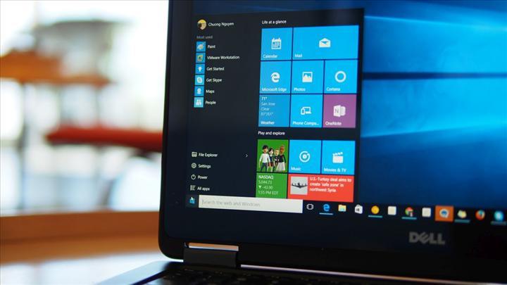 Windows 10'a yeni Başlat menüsü geliyor
