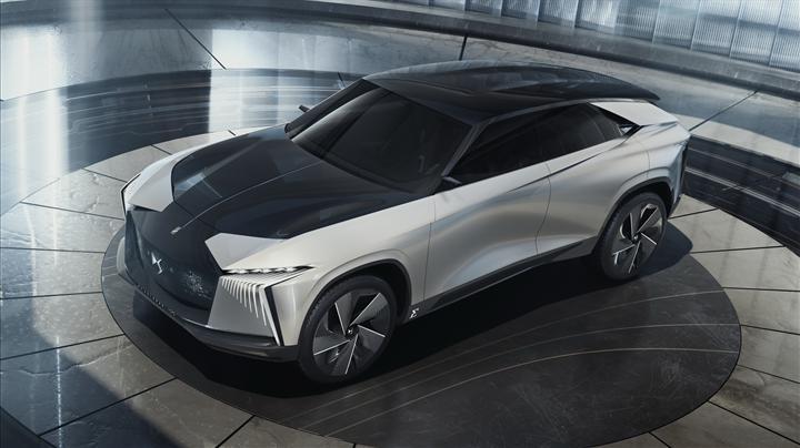 DS'in elektrikli SUV konsepti tanıtıldı: 650 kilometre menzil