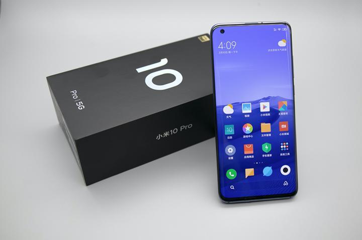 Xiaomi Mi 10'da kullanılan ana bileşenlerin maliyeti belli oldu