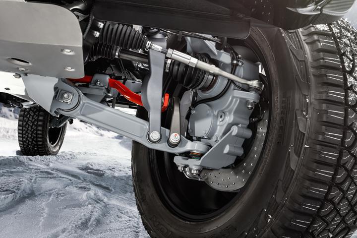 Brabus, Mercedes G Serisi'ni 800 beygirlik pickup'a dönüştürdü
