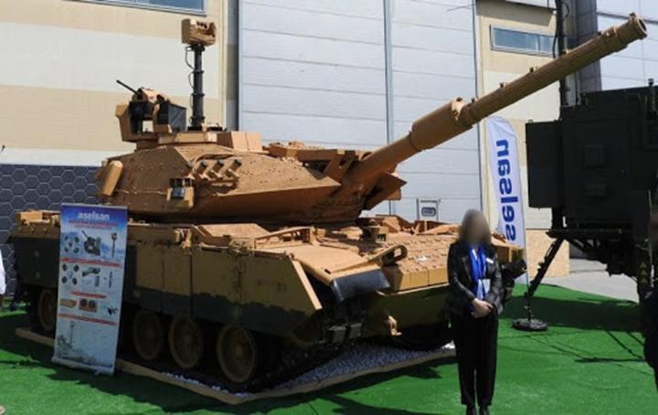 ASELSAN'ın geliştirdiği TEPES periskop sistemi, tankların üçüncü gözü oldu