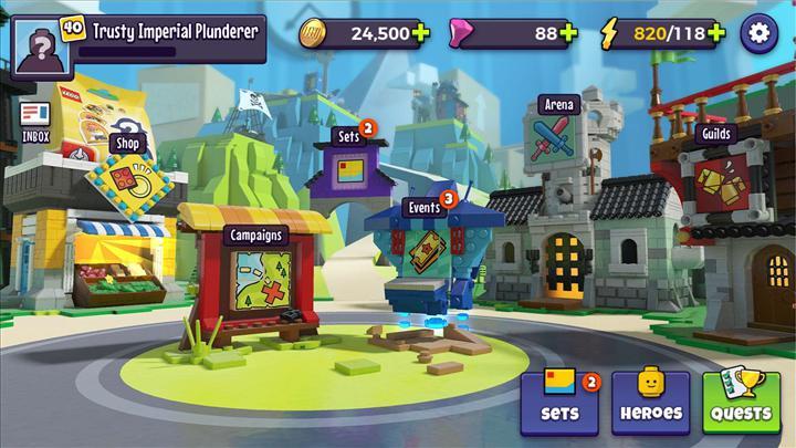 LEGO Legacy: Heroes Unboxed ile mini figürler dönemi başlıyor