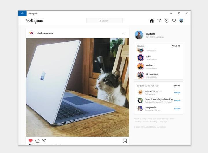 Instagram, DM özelliğine sahip ileri web uygulamasını yayınladı