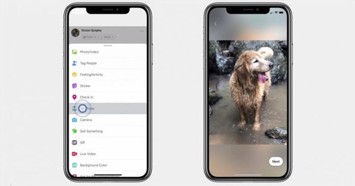 Facebook, 3D fotoğraf özelliğini tek kameralı telefonlara sahip kullanıcılara da getiriyor