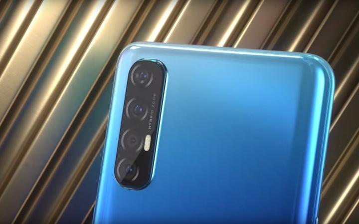 Oppo Reno3 Pro, 44MP çift selfie kamerasıyla tanıtıldı